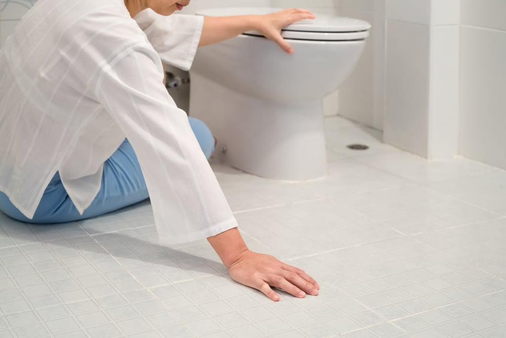 Bathroom Fall Prevention Requires More Attention