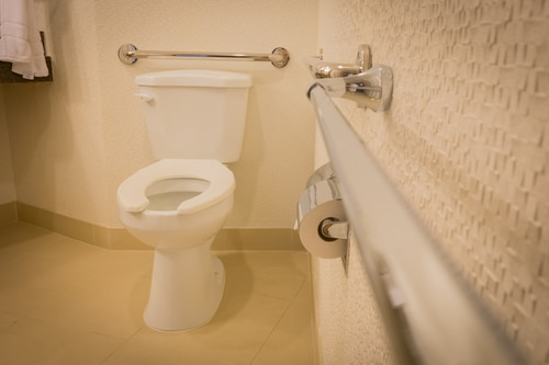 The Importance Of Practicing Bathroom Safety