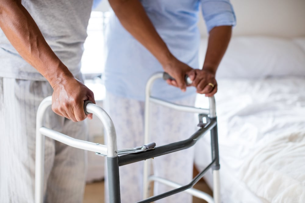 The Advantages Of Walkers Over Canes For Your Mobility