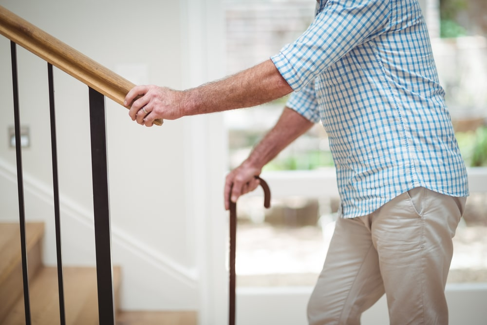 Taking Steps To Make The Stairs In Your Home Safer For Seniors