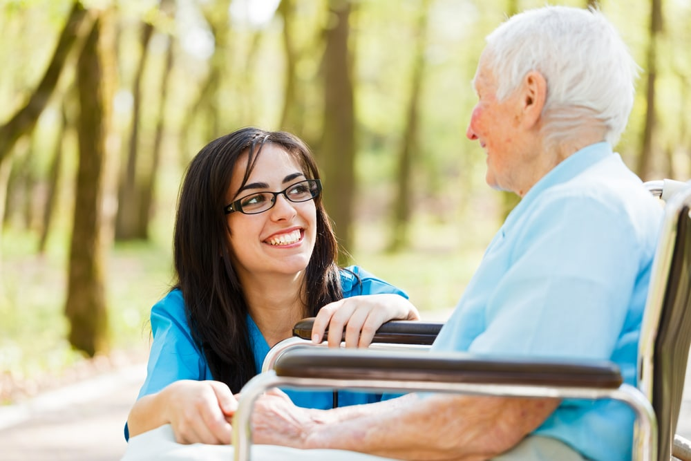 Learning How To Help A Loved One In A Wheelchair