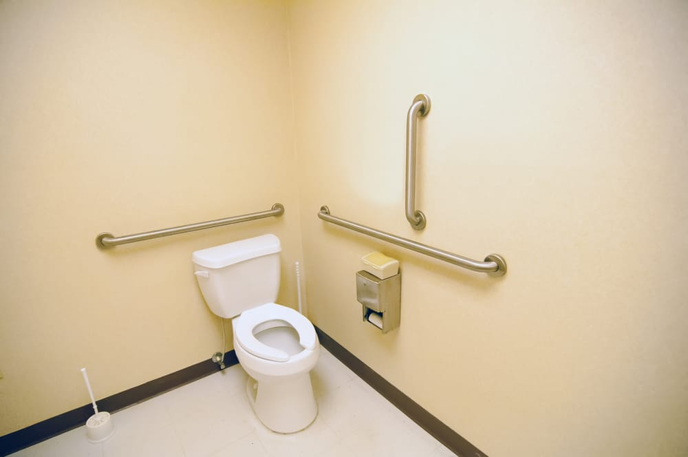 The Role Of Grab Bars In Making Bathrooms Safer For Seniors
