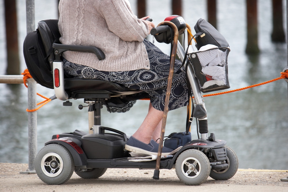 When Is A Scooter An Ideal Mobility Solution?