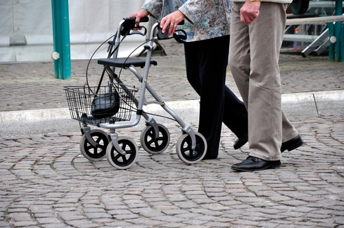 Choosing The Four-Wheel Walker That's Right For You