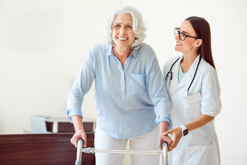 Offering Helpful Tips To Caregivers Of Individuals Who Use Walkers