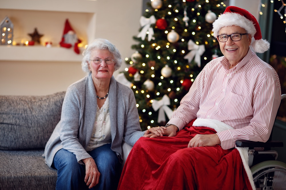 Helping Seniors Enjoy The Holidays Despite Their Disabilities