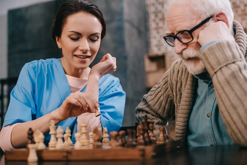 The Importance Of Keeping Your Elderly Loved Ones Engaged