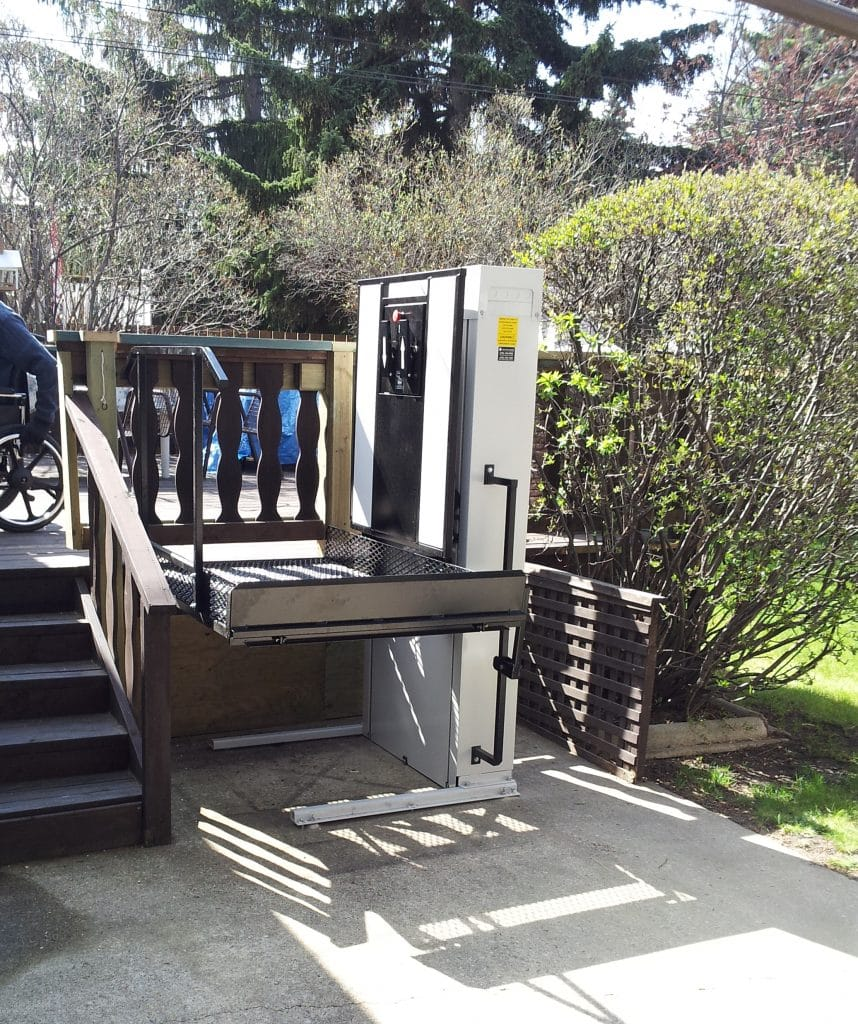 versatile smc savaria lift product porch stairlift