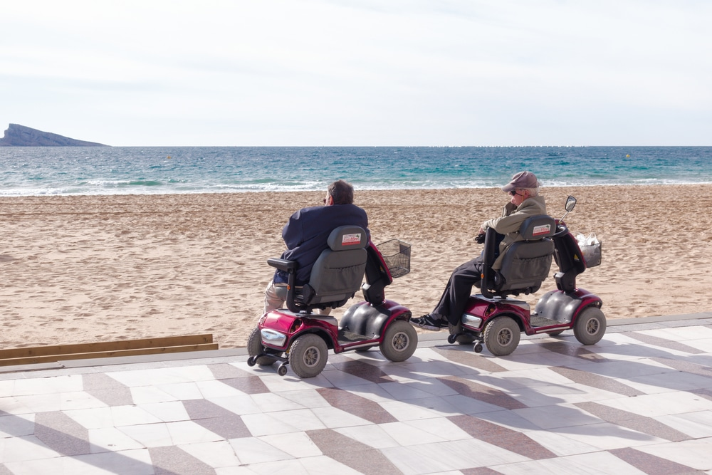 Vacationing With Mobility Issues Is Not Impossible