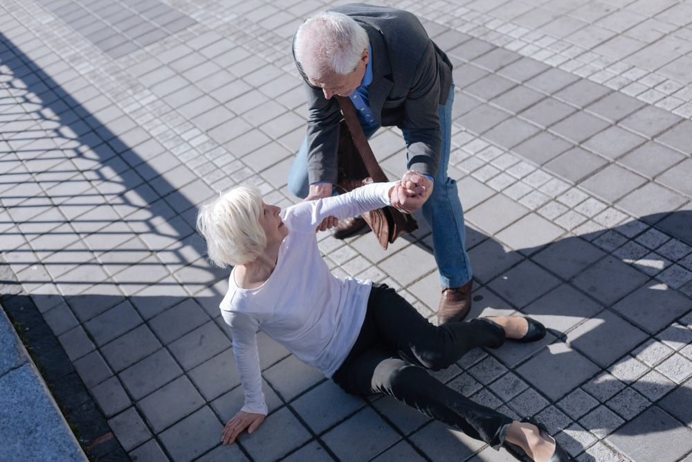The Important Practice Of Outdoor Fall Prevention