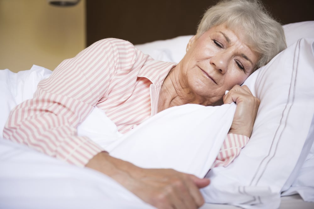 Keeping Seniors Safe While They Sleep