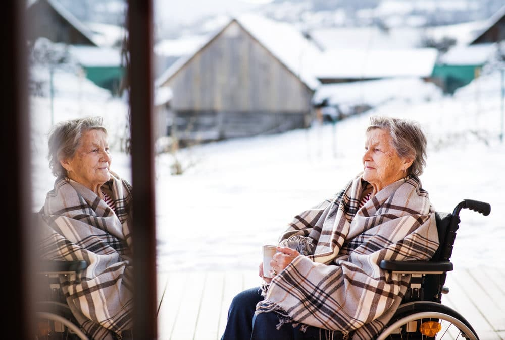 Taking Extra Special Care Of Seniors When Winter Weather Hits