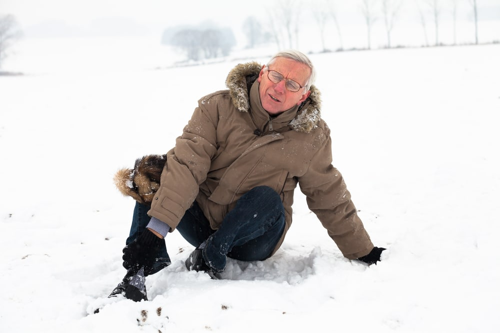 Taking The Right Steps To Avoid Slipping And Falling In The Winter
