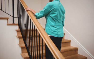 Making The Stairs Safer For The Seniors In Your Home