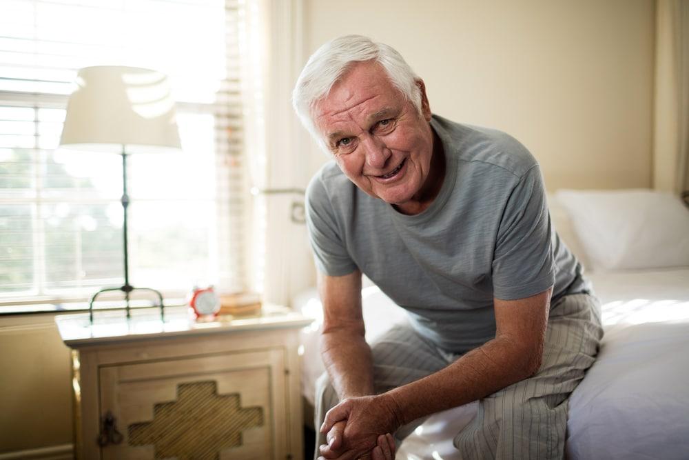 How To Make A Bedroom Senior Safe