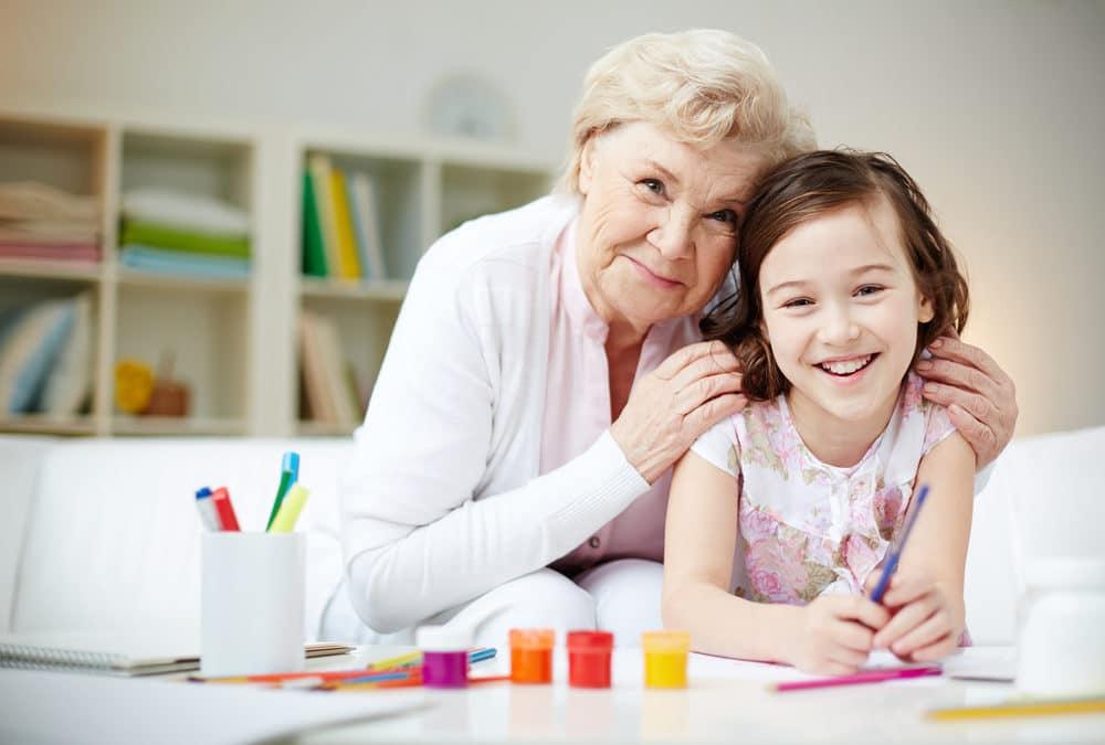 How To Brighten An Elderly Person's Day