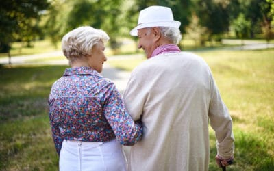 Helping Seniors To Keep Their Cool All Summer Long