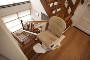 Handicare Freecurve Stair Lift