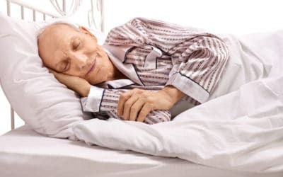What Steps Can Seniors Take To Sleep Better At Night?