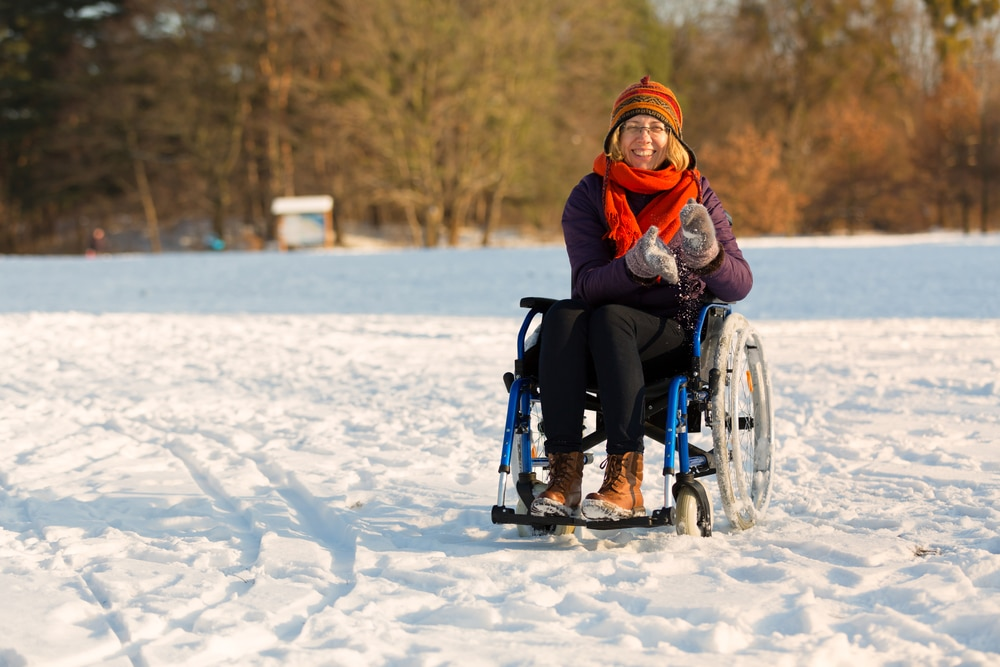 3 Winter Wheelchair Safety Tips