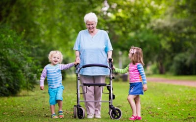 What Are The Benefits Of Using A Rollator Over A Traditional Walker?