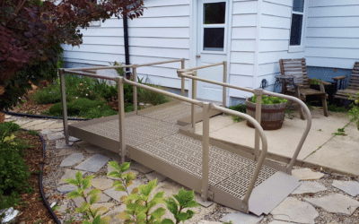 What Are The Advantages Of Installing A Wheelchair Ramp Outside Your Home?