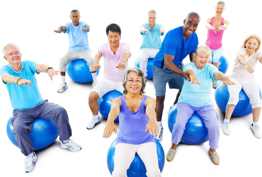 4 Reasons Seniors Should Exercise Regularly