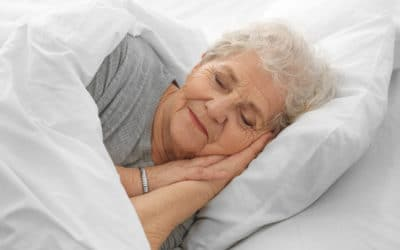 Why Getting A Good Night's Sleep Is Vital To Senior Health
