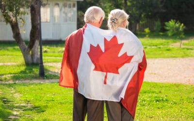 Enjoying Canada Day Celebrations With Your Elderly Loved One
