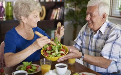 Nutrition Is The Key To Vitality In Older Adults