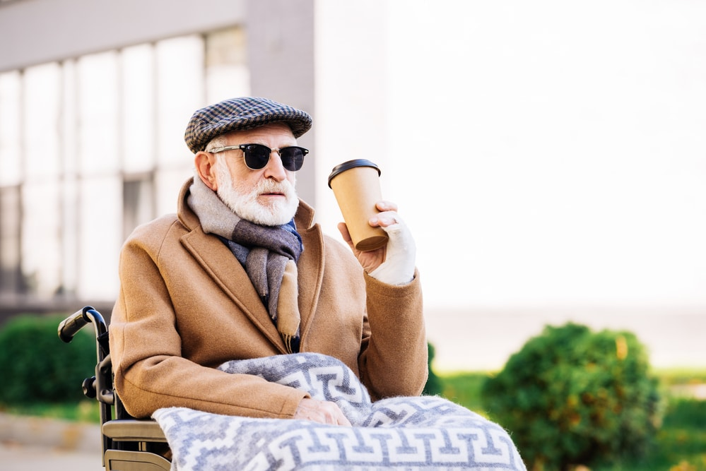 How To Keeping Seniors Warm In The Months To Come