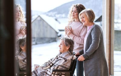 3 Important Tips For Safe Winter Wheelchair Use
