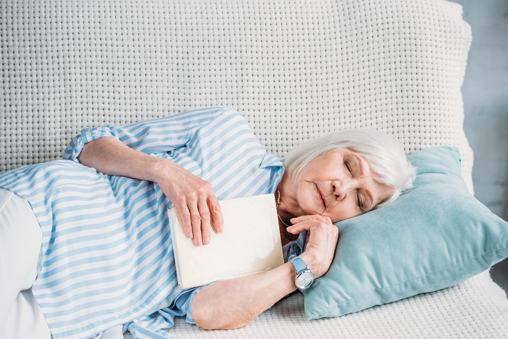 How Does Aging Impact Our Ability To Sleep?