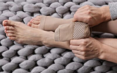 Can You Benefit From Wearing Compression Stockings?