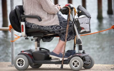 Why Scooters Are Great Solutions For Increasing Your Independence