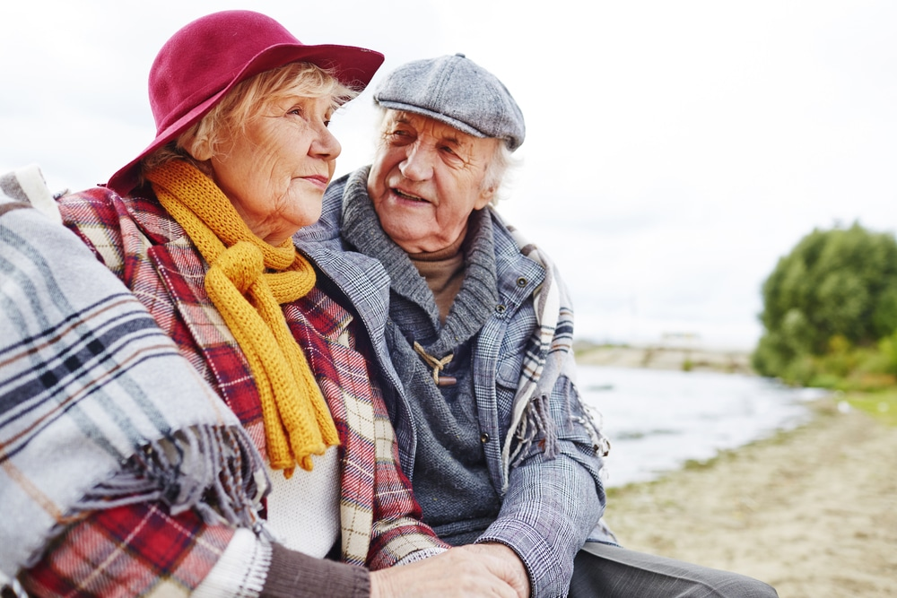 Ensuring Your Elderly Loved One's Warmth This Fall